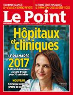Le Palmarès 2017 des Hôpitaux et Cliniques du Point