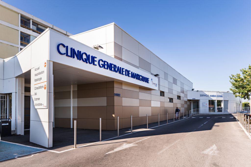 Une note d 39 excellence pour la clinique marignanaise - Clinique pasteur 07 guilherand granges ...