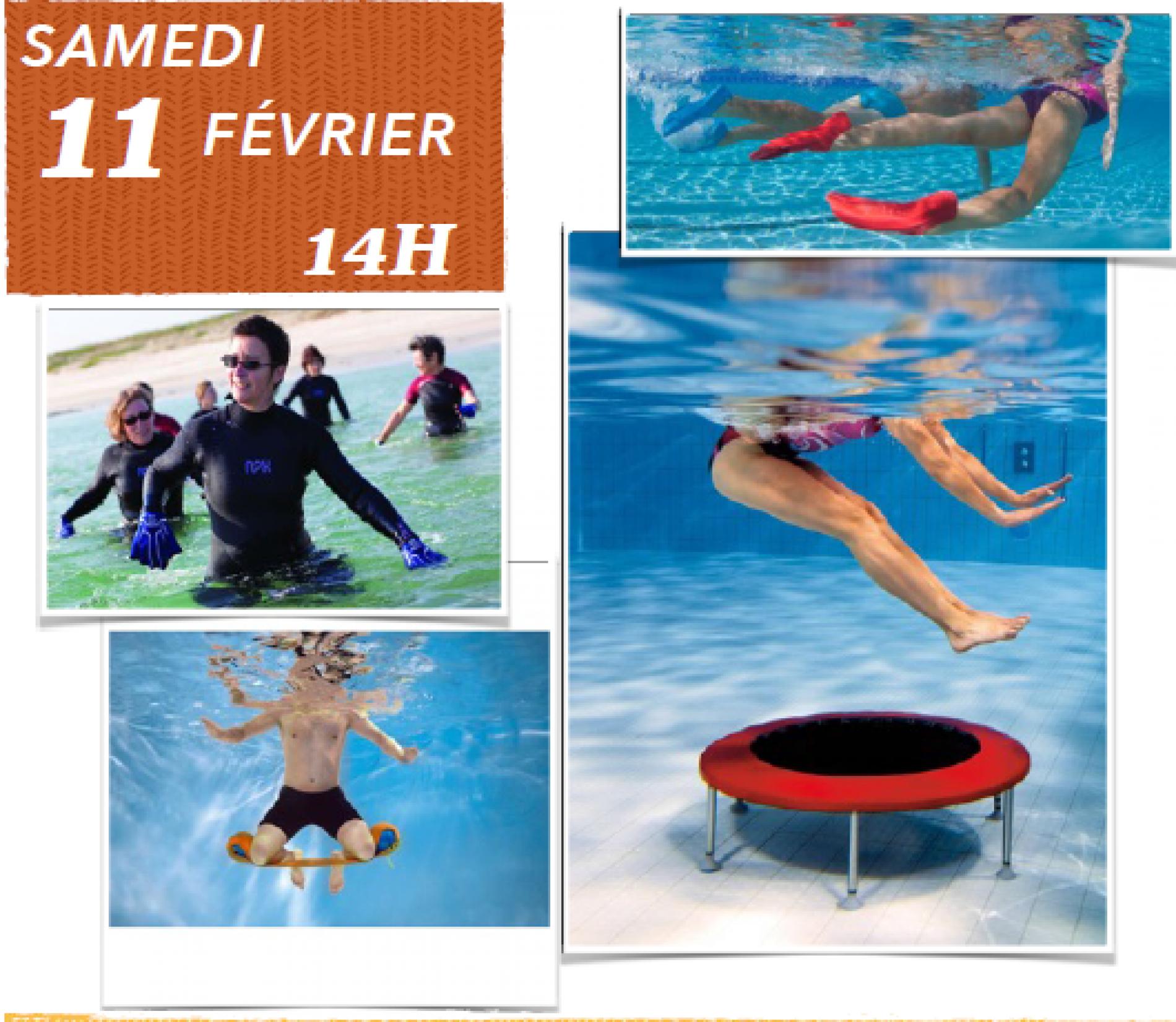 Inauguration activités aquatiques à  La Pausa